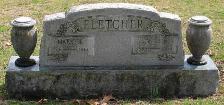 FLETCHER, JAMES H. - Pulaski County, Arkansas | JAMES H. FLETCHER - Arkansas Gravestone Photos