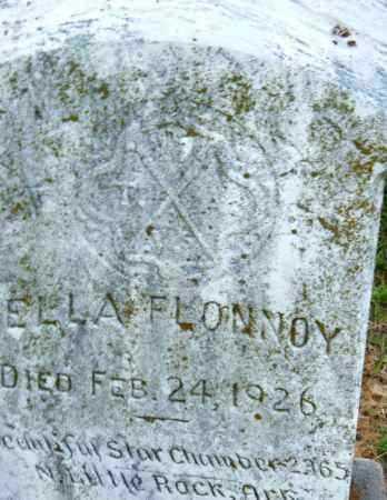 FLONNOY, ELLA - Pulaski County, Arkansas | ELLA FLONNOY - Arkansas Gravestone Photos