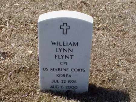 FLYNT  (VETERAN KOR), WILLIAM LYNN - Pulaski County, Arkansas | WILLIAM LYNN FLYNT  (VETERAN KOR) - Arkansas Gravestone Photos