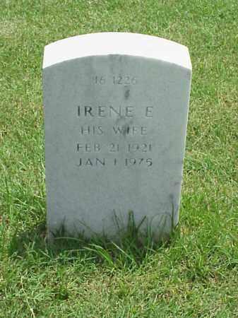 FORD, IRENE E - Pulaski County, Arkansas | IRENE E FORD - Arkansas Gravestone Photos