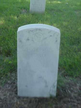 FORD (VETERAN WWII), JOSEPH E - Pulaski County, Arkansas | JOSEPH E FORD (VETERAN WWII) - Arkansas Gravestone Photos