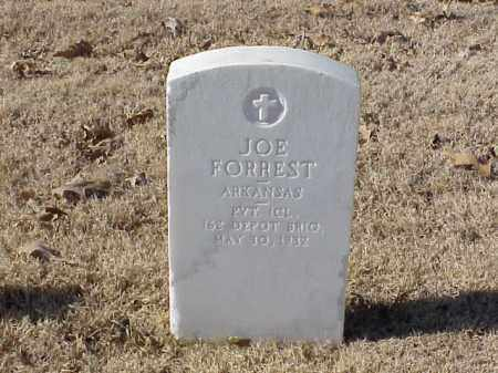 FORREST (VETERAN WWI), JOE - Pulaski County, Arkansas | JOE FORREST (VETERAN WWI) - Arkansas Gravestone Photos