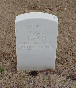 FOSTER, ELVA B - Pulaski County, Arkansas   ELVA B FOSTER - Arkansas Gravestone Photos