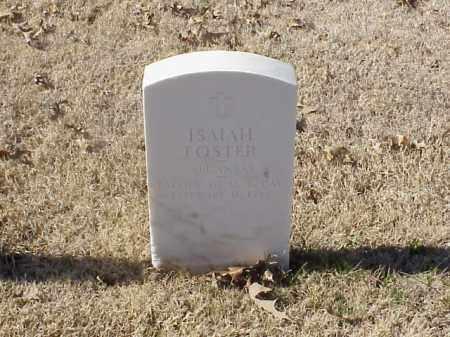 FOSTER (VETERAN SAW), ISIAH - Pulaski County, Arkansas | ISIAH FOSTER (VETERAN SAW) - Arkansas Gravestone Photos