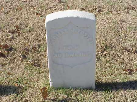 FOSTER (VETERAN UNION), THOMAS J - Pulaski County, Arkansas | THOMAS J FOSTER (VETERAN UNION) - Arkansas Gravestone Photos
