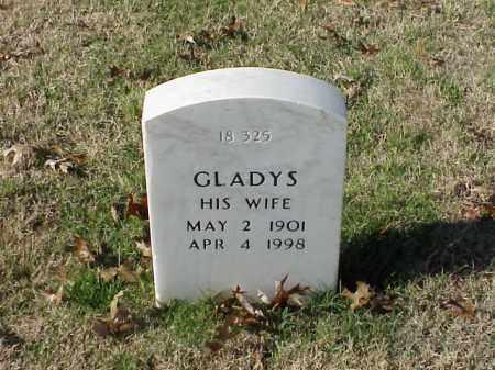 FOX, GLADYS - Pulaski County, Arkansas | GLADYS FOX - Arkansas Gravestone Photos