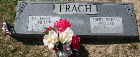 WILLARD FRACH, BOBBY - Pulaski County, Arkansas | BOBBY WILLARD FRACH - Arkansas Gravestone Photos