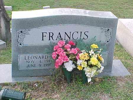 FRANCES, FANNIE B - Pulaski County, Arkansas | FANNIE B FRANCES - Arkansas Gravestone Photos