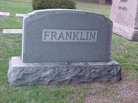 FRANKLIN FAMILY STONE,  - Pulaski County, Arkansas |  FRANKLIN FAMILY STONE - Arkansas Gravestone Photos