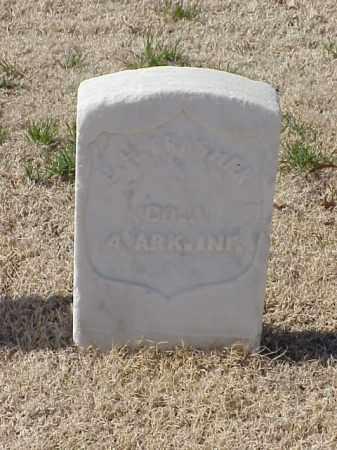 FRASHER (VETERAN UNION), ELIJAH H - Pulaski County, Arkansas | ELIJAH H FRASHER (VETERAN UNION) - Arkansas Gravestone Photos