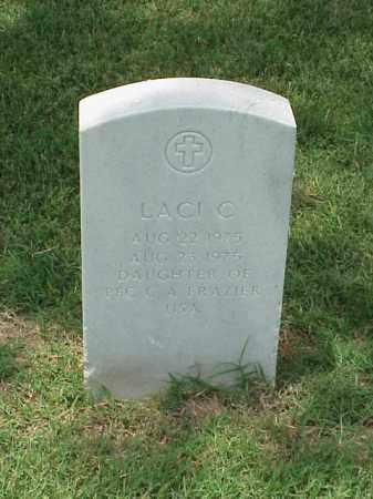 FRAZIER, LACI C - Pulaski County, Arkansas   LACI C FRAZIER - Arkansas Gravestone Photos