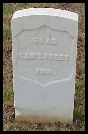 FREET (VETERAN UNION), SAMUEL - Pulaski County, Arkansas | SAMUEL FREET (VETERAN UNION) - Arkansas Gravestone Photos