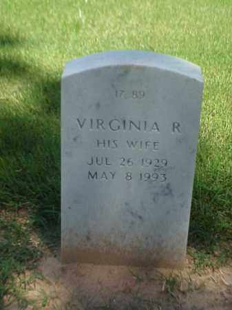 FULBRIGHT, VIRGINIA R. - Pulaski County, Arkansas | VIRGINIA R. FULBRIGHT - Arkansas Gravestone Photos