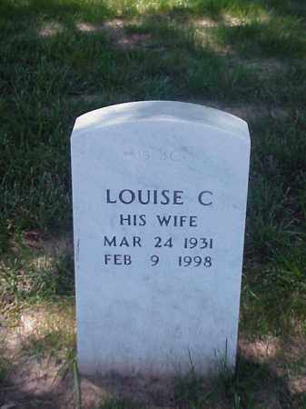 FULLER, LOUISE C - Pulaski County, Arkansas | LOUISE C FULLER - Arkansas Gravestone Photos