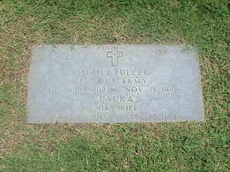 FULLER, LAURA - Pulaski County, Arkansas | LAURA FULLER - Arkansas Gravestone Photos