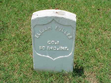 FULLER (VETERAN UNION), ELIJAH - Pulaski County, Arkansas | ELIJAH FULLER (VETERAN UNION) - Arkansas Gravestone Photos