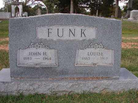 FUNK, LOUISE - Pulaski County, Arkansas | LOUISE FUNK - Arkansas Gravestone Photos