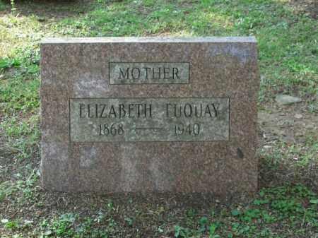 FUQUAY, ELIZABETH - Pulaski County, Arkansas | ELIZABETH FUQUAY - Arkansas Gravestone Photos