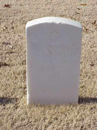 GALBURTH (VETERAN WWI), JOE - Pulaski County, Arkansas | JOE GALBURTH (VETERAN WWI) - Arkansas Gravestone Photos