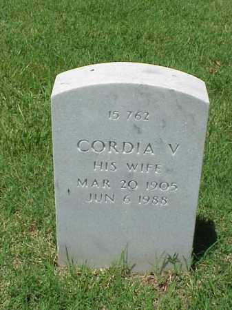 GALLOWAY, CORDIA V - Pulaski County, Arkansas | CORDIA V GALLOWAY - Arkansas Gravestone Photos