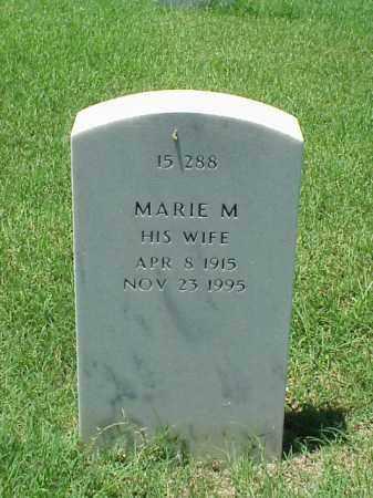 GAMBLE, MARIE M - Pulaski County, Arkansas   MARIE M GAMBLE - Arkansas Gravestone Photos