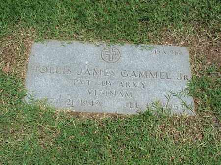 GAMMEL, JR (VETERAN VIET), HOLLIS JAMES - Pulaski County, Arkansas | HOLLIS JAMES GAMMEL, JR (VETERAN VIET) - Arkansas Gravestone Photos