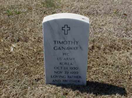 GANAWAY (VETERAN KOR), TIMOTHY - Pulaski County, Arkansas | TIMOTHY GANAWAY (VETERAN KOR) - Arkansas Gravestone Photos