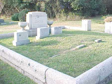 GANS FAMILY PLOT,  - Pulaski County, Arkansas |  GANS FAMILY PLOT - Arkansas Gravestone Photos