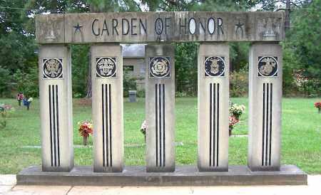 *GARDEN OF HONOR,  - Pulaski County, Arkansas |  *GARDEN OF HONOR - Arkansas Gravestone Photos