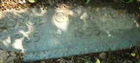 GARDNER, GEORGE - Pulaski County, Arkansas | GEORGE GARDNER - Arkansas Gravestone Photos