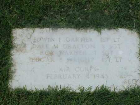 GARNER (VETERAN WWII), EDWIN P - Pulaski County, Arkansas | EDWIN P GARNER (VETERAN WWII) - Arkansas Gravestone Photos