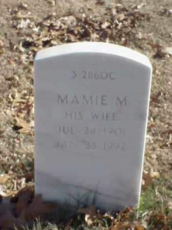 GARRISON, MAMIE E - Pulaski County, Arkansas | MAMIE E GARRISON - Arkansas Gravestone Photos