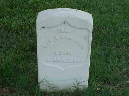 GARRISON (VETERAN UNION), SAMUEL - Pulaski County, Arkansas | SAMUEL GARRISON (VETERAN UNION) - Arkansas Gravestone Photos