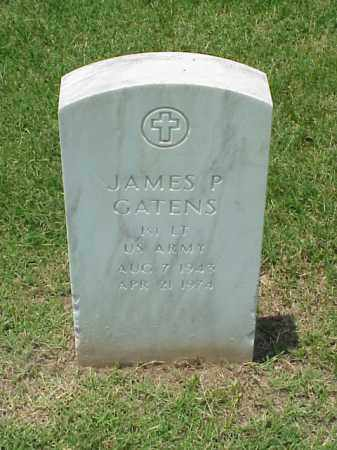 GATENS (VETERAN VIET), JAMES PATRICK - Pulaski County, Arkansas | JAMES PATRICK GATENS (VETERAN VIET) - Arkansas Gravestone Photos