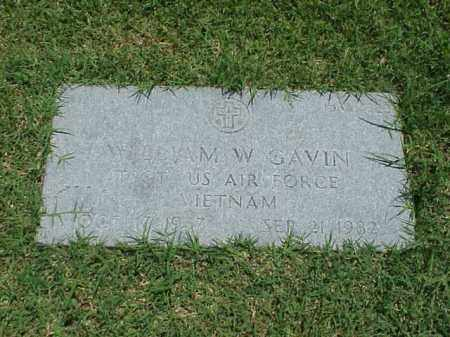 GAVIN (VETERAN VIET), WILLIAM W - Pulaski County, Arkansas | WILLIAM W GAVIN (VETERAN VIET) - Arkansas Gravestone Photos