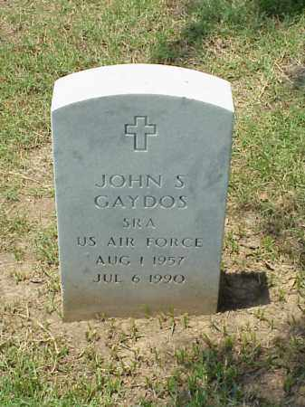 GAYDOS (VETERAN), JOHN S - Pulaski County, Arkansas   JOHN S GAYDOS (VETERAN) - Arkansas Gravestone Photos