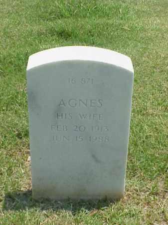 GEE, AGNES - Pulaski County, Arkansas | AGNES GEE - Arkansas Gravestone Photos