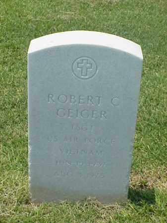GEIGER (VETERAN VIET), ROBERT C - Pulaski County, Arkansas | ROBERT C GEIGER (VETERAN VIET) - Arkansas Gravestone Photos