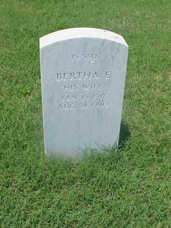 GEORGE, BERTHA E. - Pulaski County, Arkansas   BERTHA E. GEORGE - Arkansas Gravestone Photos