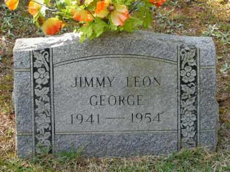 GEORGE, JIMMY LEON - Pulaski County, Arkansas | JIMMY LEON GEORGE - Arkansas Gravestone Photos