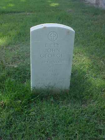 GEORGE (VETERAN VIET), BILLY JOHN - Pulaski County, Arkansas   BILLY JOHN GEORGE (VETERAN VIET) - Arkansas Gravestone Photos