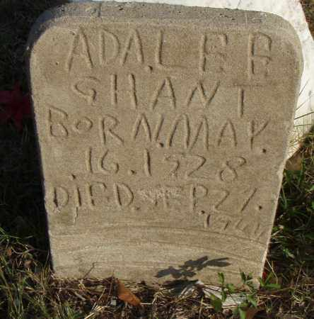 GHANT, ADA LEE - Pulaski County, Arkansas   ADA LEE GHANT - Arkansas Gravestone Photos