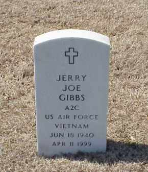 GIBBS (VETERAN VIET), JERRY JOE - Pulaski County, Arkansas | JERRY JOE GIBBS (VETERAN VIET) - Arkansas Gravestone Photos