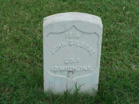 GILBERT (VETERAN UNION), JOHN - Pulaski County, Arkansas | JOHN GILBERT (VETERAN UNION) - Arkansas Gravestone Photos