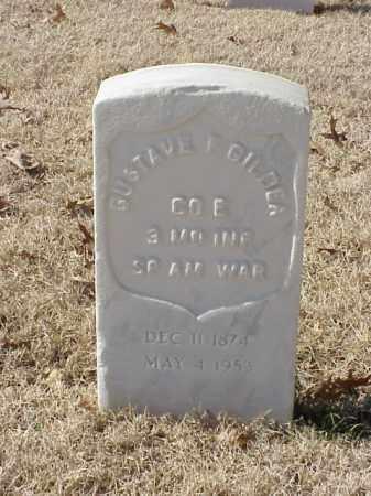 GILDEA (VETERAN SAW), GUSTAVE F - Pulaski County, Arkansas | GUSTAVE F GILDEA (VETERAN SAW) - Arkansas Gravestone Photos