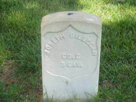 GILLEGAN (VETERAN UNION), JOSEPH - Pulaski County, Arkansas | JOSEPH GILLEGAN (VETERAN UNION) - Arkansas Gravestone Photos