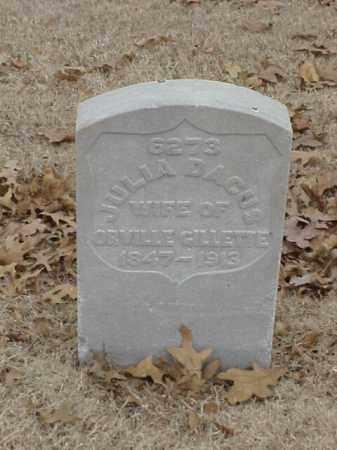 GILLETTE, JULIA DARCUS - Pulaski County, Arkansas   JULIA DARCUS GILLETTE - Arkansas Gravestone Photos