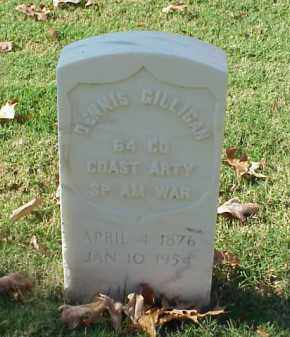 GILLIGAN  (VETERAN SAW), DENNIS - Pulaski County, Arkansas | DENNIS GILLIGAN  (VETERAN SAW) - Arkansas Gravestone Photos