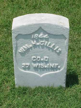GILLIS (VETERAN UNION), WM H - Pulaski County, Arkansas | WM H GILLIS (VETERAN UNION) - Arkansas Gravestone Photos