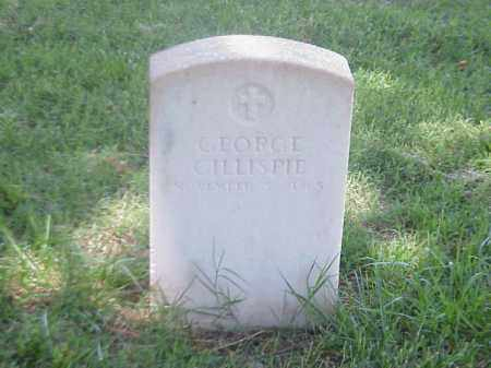 GILLISPIE (VETERAN UNION), GEORGE - Pulaski County, Arkansas   GEORGE GILLISPIE (VETERAN UNION) - Arkansas Gravestone Photos